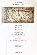 Fontes Christiani, 1. Folge: Frühe Kartäuserbriefe - Epistulae cartusianae; Bd.10