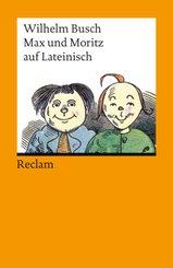 Max und Moritz auf Lateinisch
