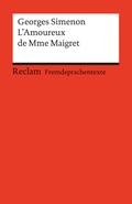 L' Amoureux de Madame Maigret