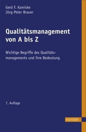 Qualitätsmanagement von A bis Z
