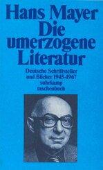 Deutsche Literatur nach zwei Weltkriegen 1945-1985, 2 Bde.