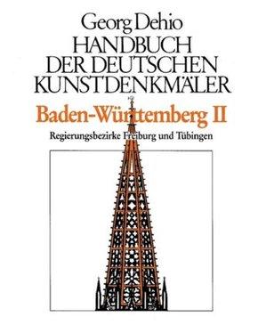 Handbuch der Deutschen Kunstdenkmäler: Baden-Württemberg - Tl.2