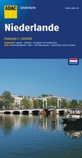 ADAC Karte Niederlande