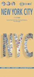 Borch Map New York City
