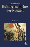 Kulturgeschichte der Neuzeit - Bd.1