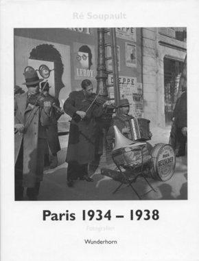 Paris 1934-1938