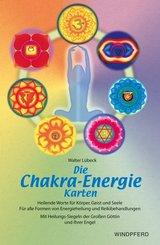 Die Chakra-Energie-Karten, m. 154 Karten