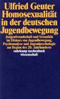 Homosexualität in der deutschen Jugendbewegung