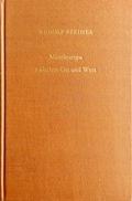 Kosmische und menschliche Geschichte: Mitteleuropa zwischen Ost und West; Bd.6