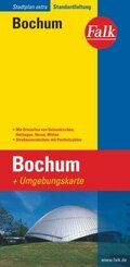 Bochum - Stadtplan Extra