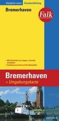 Falk Plan Bremerhaven