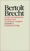 Werke, Große kommentierte Berliner und Frankfurter Ausgabe: Journale; Bd.27 - Tl.2