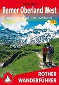 Rother Wanderführer Berner Oberland West