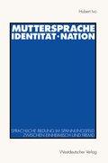 Muttersprache · Identität · Nation