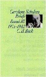 Briefe, 3 Bde.: 1971-1982; 3