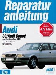 Audi 80 / Audi Coupé ab September 1991