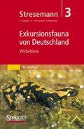 Exkursionsfauna von Deutschland: Wirbeltiere; Bd.3