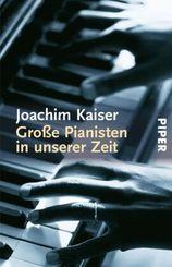 Große Pianisten in unserer Zeit