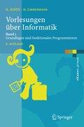 Vorlesungen über Informatik: Vorlesungen über Informatik; Bd.1