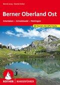 Rother Wanderführer Berner Oberland Ost