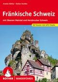 Rother Wanderführer Fränkische Schweiz