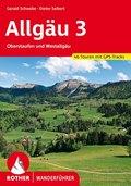 Rother Wanderführer Allgäu - Bd.3
