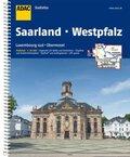 ADAC Stadtatlas Saarland Westpfalz Luxemburg sud, Obermosel