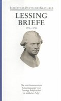 Werke und Briefe: Briefe von und an Lessing 1776-1781; Bd.12