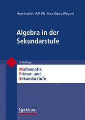 Algebra in der Sekundarstufe