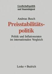 Preisstabilitätspolitik