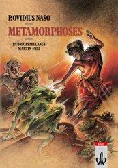 Metamorphoses: P. Ovidius Naso: Metamorphoses