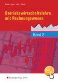 Betriebswirtschaftslehre mit Rechnungswesen - Bd.2