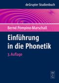 Einführung in die Phonetik
