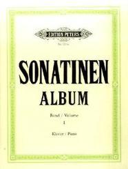 Sonatinen-Album, für Klavier - Bd.1
