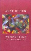 Wimpertier