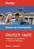 deutsch rapid, Deutsch-Französisch, Arbeitsbuch und 2 Audio-CDs