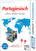 Assimil Portugiesisch ohne Mühe heute: Lehrbuch und 4 Audio-CDs