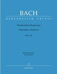 Weihnachtsoratorium, BWV 248, Klavierauszug