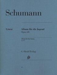 Schumann, Robert - Album für die Jugend op. 68