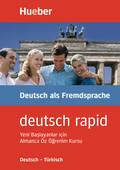 deutsch rapid, Deutsch-Türkisch, 2 Audio-CDs u. Arbeitsbuch