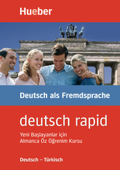 deutsch rapid, Deutsch-Türkisch, 2 Audio-CDs u. Arbeitsbuch