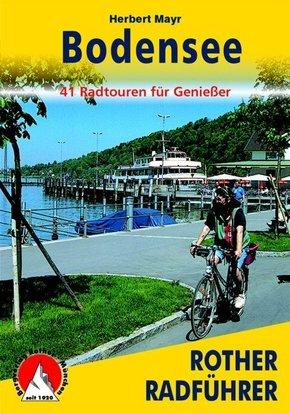 Rother Radführer Bodensee