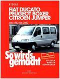 So wird's gemacht: Fiat Ducato, Peugeot Boxer, Citroen Jumper; Bd.100