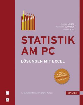 Statistik am PC, m. CD-ROM