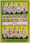 Homöopathische Arzneimittel-Typen - Bd.2