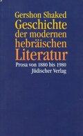 Geschichte der modernen hebräischen Literatur