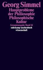 Hauptprobleme der Philosophie - Philosophische Kultur