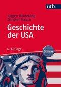 Geschichte der USA, m. CD-ROM