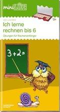 miniLÜK: Ich lerne rechnen bis 6