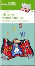 miniLÜK: Ich lerne rechnen bis 10